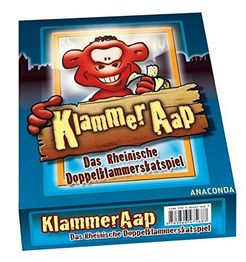 Klammeraap
