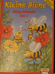Kleine Biene flieg schnell los!