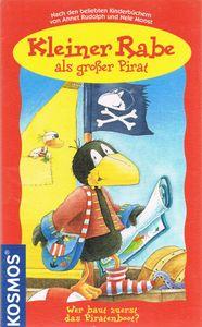 Kleiner Rabe als großer Pirat