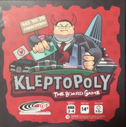 Kleptopoly: The Board Game