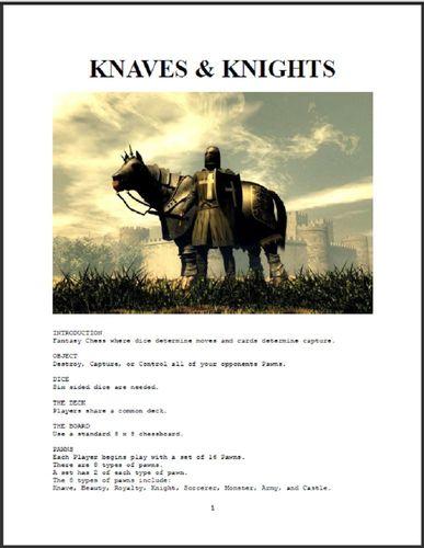Knaves & Knights