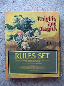 Knights and Magick