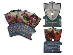 Knights' Kingdom Challenge Card Game