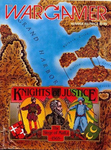 Knights of Justice: The Siege of Malta, 1565