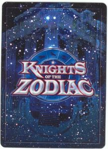 Knights of the Zodiac Collectible Card Game