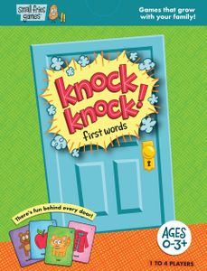 Knock Knock!: First Words