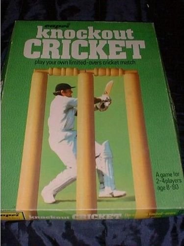 Knockout Cricket