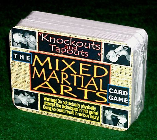 Mixed Martial Arts Games: Knockouts And Tapouts: The Mixed Martial Arts Card Game
