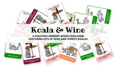 Koala and Wine