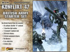 Konflikt '47: British Starter Set