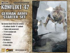 Konflikt '47: German Army Starter Set