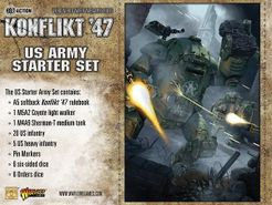 Konflikt '47: US Army Starter Set