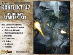 Konflikt '47: US Army Starter Set