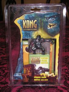 Kong Power Slam Battle Card Game