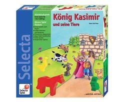 König Kasimir und seine Tiere