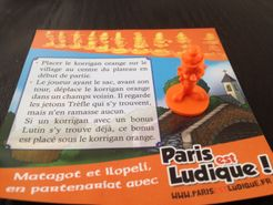 Korrigans: Paris est Ludique Promo