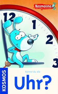 Kosmolino: Kennst Du die Uhr?