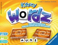 Krazy Wordz: Family Edition