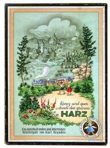 Kreuz und quer durch den grünen Harz