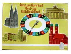 Kreuz und quer durch West: und Mitteldeutschland