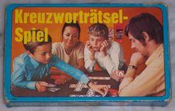 Kreuzworträtsel-Spiel