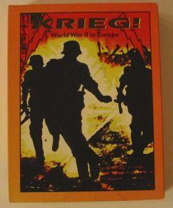 Krieg! World War II in Europe