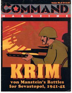 Krim: von Manstein's Battles for Sevastopol, 1941-1942