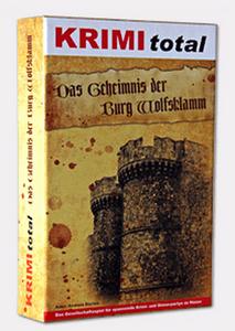 Krimi total Fall 10: Das Geheimnis der Burg Wolfsklamm
