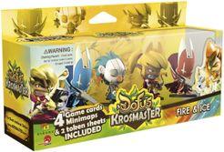 Krosmaster: Arena – Exp #1 – Fire & Ice