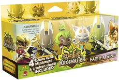 Krosmaster: Arena – Exp #4 – Earth & Wind