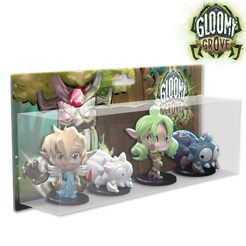 Krosmaster: Arena – Gloomy Grove Classic Pack 2