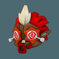 Krosmaster: Arena – Maskemane: Coward Promo