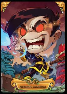 Krosmaster: Arena – Nemesis Samurai