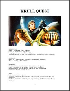Krull Quest