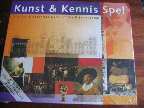 Kunst & Kennis Spel: The Art & Expertise Game of the Rijksmuseum