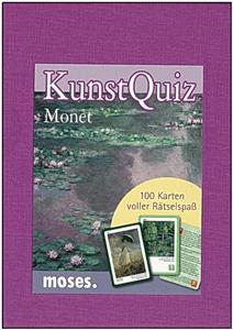 KunstQuiz Monet