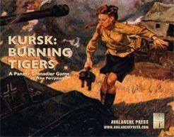 Kursk: Burning Tigers – A Panzer Grenadier Game