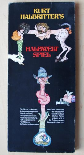 Kurt Halbritter's Halbwelt Spiel