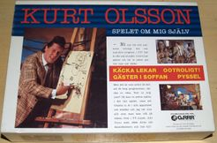 Kurt Olsson: Spelet om mig själv
