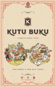 Kutu Buku: A Game of Nerdy Talks