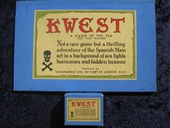 Kwest: A Game of the Sea