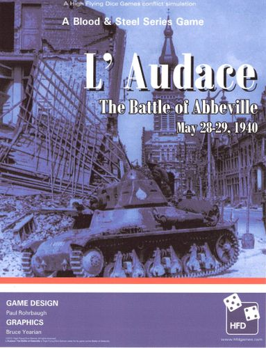 L' Audace: The Battle of Abbeville – May 28-29,1940