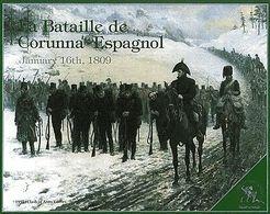 La Bataille de Corunna-Espagnol