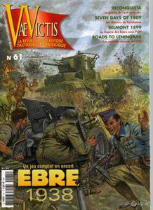 La Bataille de l'Ebre, 1938