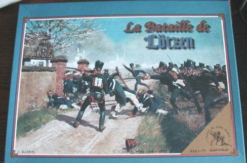 La Bataille de Lützen