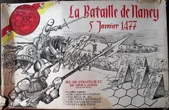 La Bataille de Nancy: 5 Janvier 1477