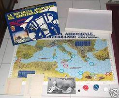 La Battaglia Aeronavale del Mediterraneo