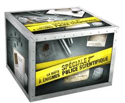 La Boîte à énigmes  spéciale police scientifique
