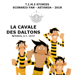La Cavale des Daltons (fan expansion for T.I.M.E Stories)