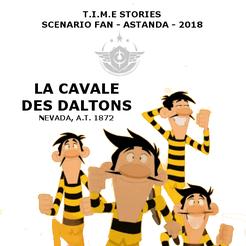 La Cavale des Daltons (fan expansion for T.I.M.E Stories Revolution)